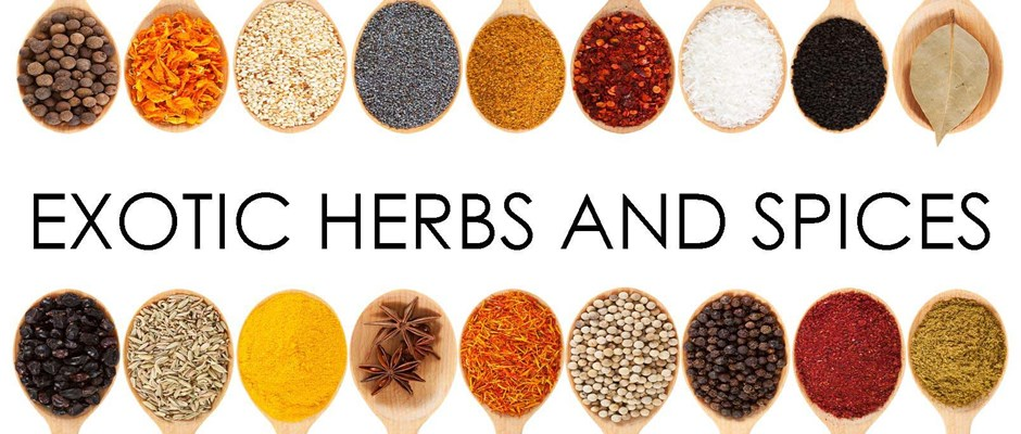 Organic Herbs - read more here.